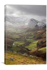 The Nab - Martindale, Canvas Print