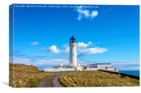 Mull of Galloway Lighthouse II, Canvas Print