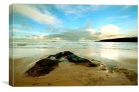 Harlyn Bay - Cornwall, Canvas Print