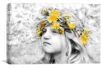 Talitha's Dandelion Crown