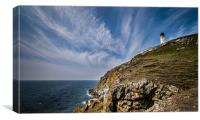Mull of Galloway, Canvas Print