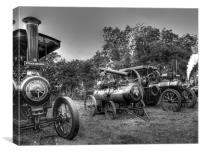 Steam Engines at Marsworth