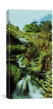 Snowdonia Pure, Canvas Print