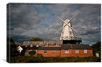 The Rye Windmill, East Sussex. 2, Canvas Print