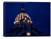 Eastbourne Pier, East Sussex. 5, Canvas Print