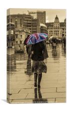 Rain Rain Rain, Canvas Print