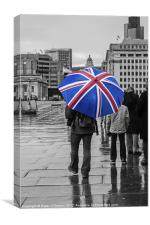 British Weather, Canvas Print