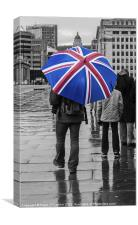 British Weather 2, Canvas Print
