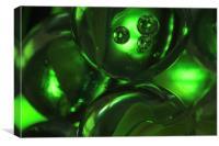 Emerald Dreams, Canvas Print