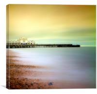 Southsea Pier, Canvas Print