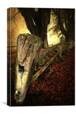 Fallow Fields, Canvas Print