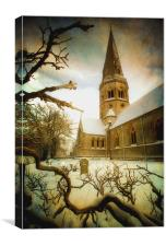 St Barnabas, Canvas Print