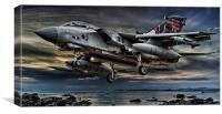Tornado GR4, Canvas Print