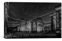 Royal Exchange, Canvas Print