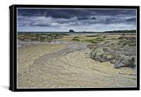 North Berwick, Canvas Print