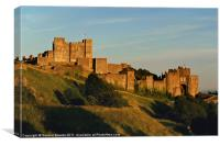 Dover Castle, Canvas Print