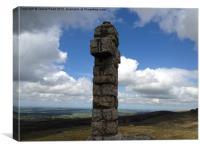 Dartmoor, Canvas Print