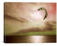 Pink Skies, Canvas Print