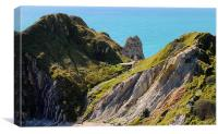 Durdle Door, Canvas Print