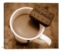 Coffee Break!, Canvas Print