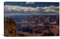 Grand Canyon, Mather Point, Canvas Print