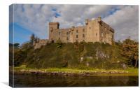 Dunvegan Castle & Garden, Canvas Print