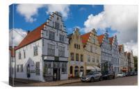Friedrichstadt, Canvas Print