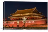Forbidden City, Canvas Print