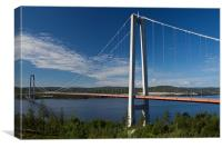 Bridge in sweden, Canvas Print