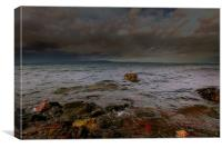 Belfast Lough, Canvas Print