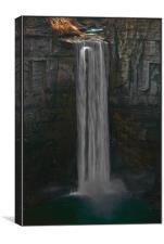 Taughannock Falls, NY, Canvas Print