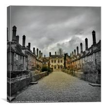 Back in time.., Canvas Print