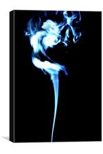 Smoking Hot, Canvas Print
