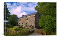 Welsh Slate Cottage