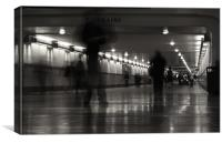 Union Station, Canvas Print