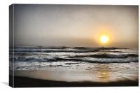Seven Mile Beach., Canvas Print