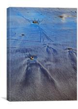 Beach Art, Canvas Print