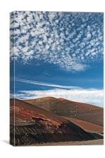Timanfaya National Park, Canvas Print