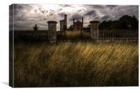 Haverholme Priory 2, Canvas Print