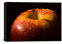 An Apple a day, Canvas Print