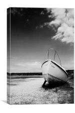 Beached, Canvas Print
