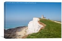 Belle Tout Lighthouse, Canvas Print