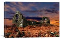 St Mary's On The Hill, Canvas Print