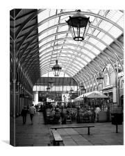 Covent Garden, Canvas Print