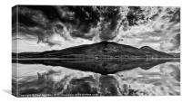 Bassenthwaite Lake, Canvas Print