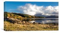 Loch Doon, Canvas Print
