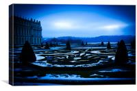 Chateau de Versailles, France, Canvas Print