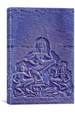 Khmer Art - Angkor Wat, Canvas Print