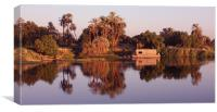Reflections in the Nile