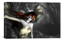 Harpy Forest, Canvas Print